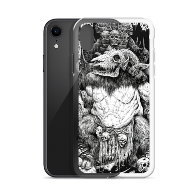 Orcus iPhone Case