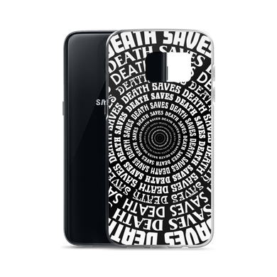 Programmed Illusion [WHITE] Samsung Case
