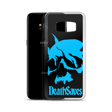 Death Saves Smoking Skull Samsung Case