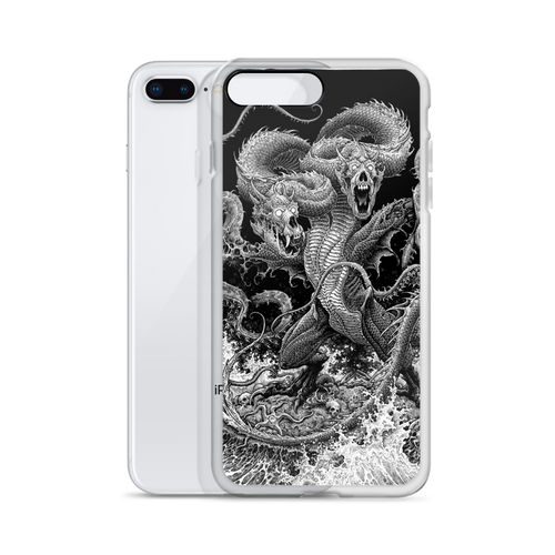 D&D Demogorgon iPhone Case