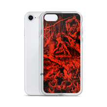 Paladin in Hell (Redux) iPhone Case