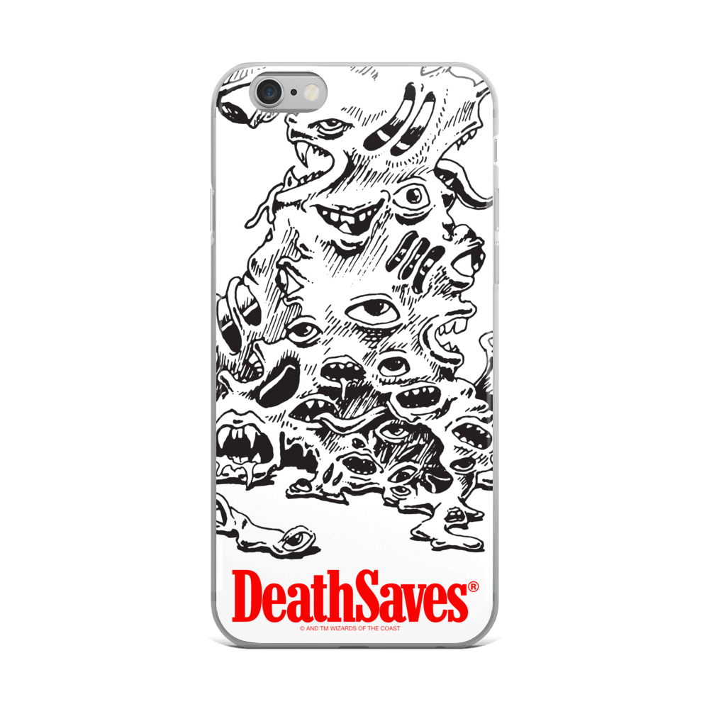 Gibbering Mouther iPhone Case