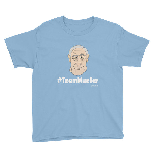 TeamMueller Youth Short Sleeve T-Shirt