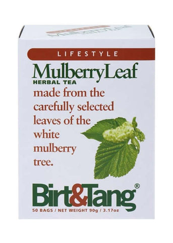 White Mulberry Leaf (50 bags)