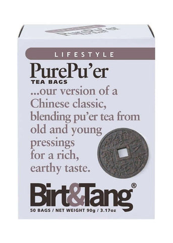 Pure Pu'er Tea (50 bags)