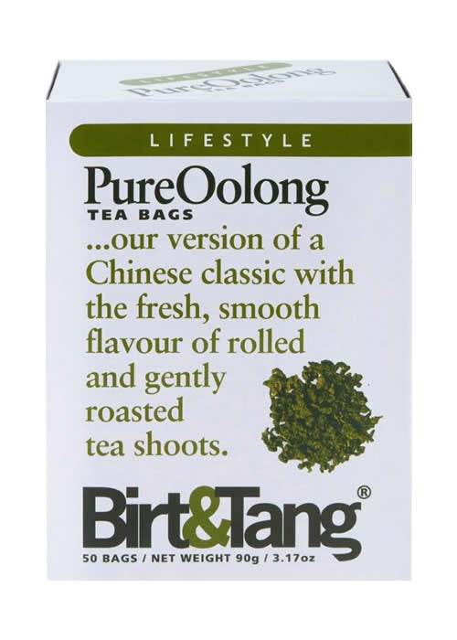 Pure Oolong (50 bags)
