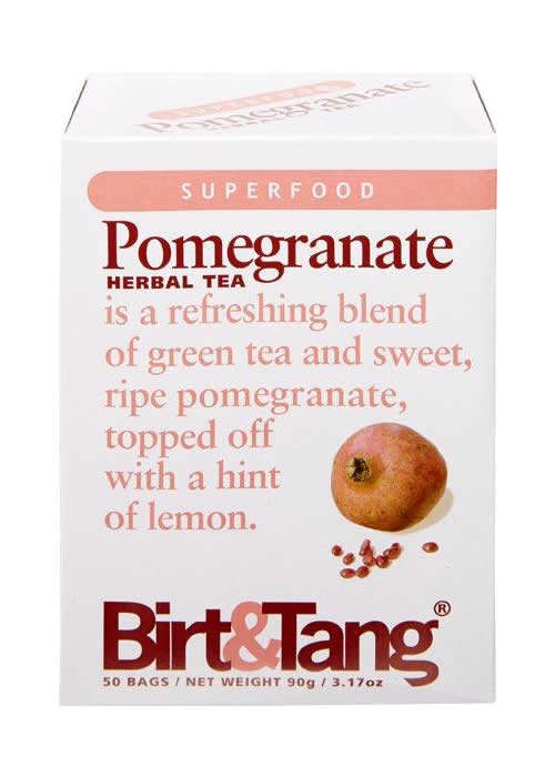 Pomegranate (50 bags)
