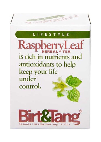 Raspberry Leaf Tea (50 bags)