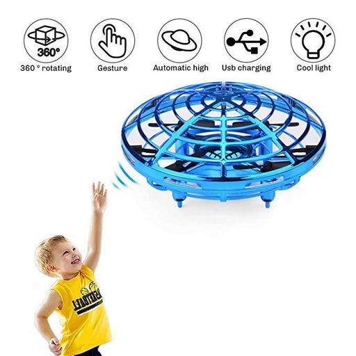 Hand-Controlled UFO Flying Ball