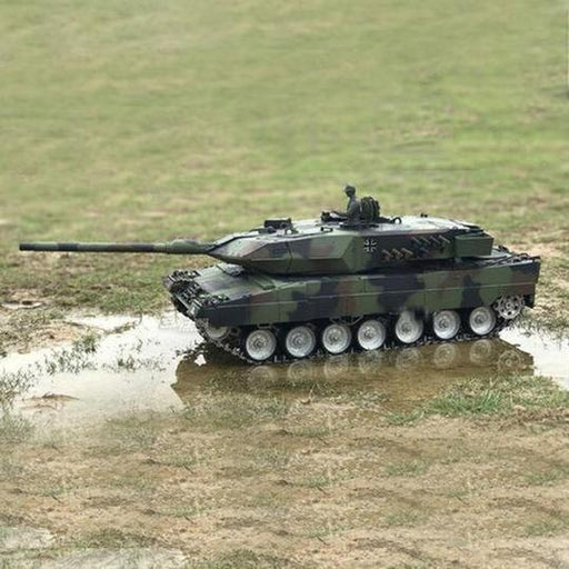 1:18!German Leopard 2A6 Tank