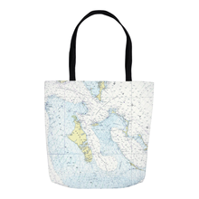 Maps of the World Tote Bag