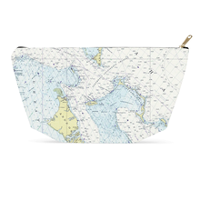 Maps of the World Accessory Pouch