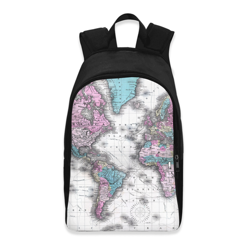 Maps of the World Backpack