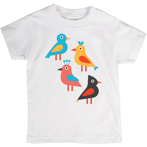 Time To Fly Youth Tee