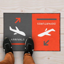 The Airport Welcome Mat - Make 'Em Smile Right At Your Door