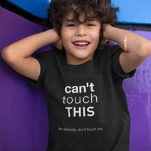 Funny AND PROTECTIVE 'Can't Touch This' Toddler Tee - #SocialDistancing At Its Finest!