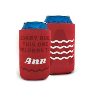 Gone Swimming Can Cooler (Personalized!)