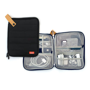 Journo Travel Cord Case Organizer