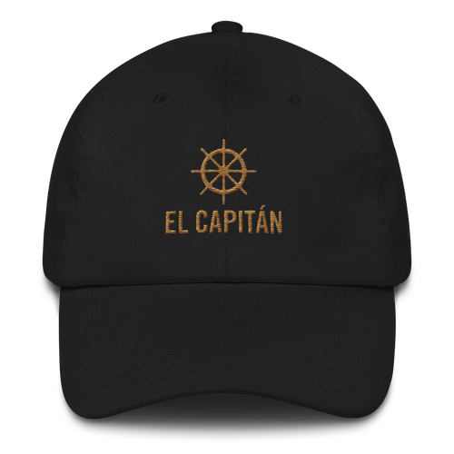 El Capitán Dad Hat (Personalized!)