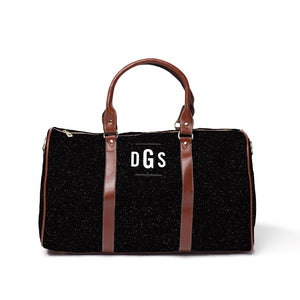 Personalized Initial Travel Bag - Perfect For You Dad!
