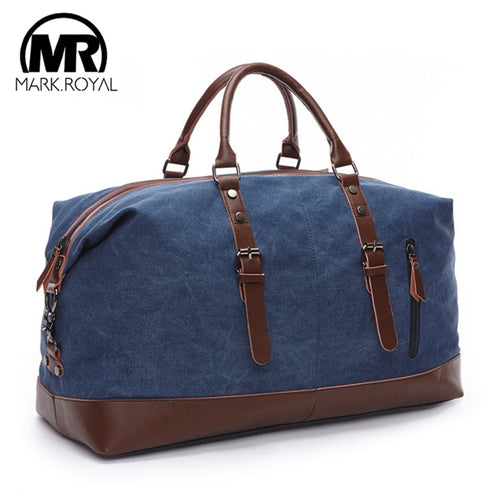 The Perfect Weekender Travel Duffel