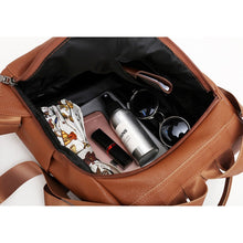 Women's Stylish 2 in 1 Anti-Theft Travel Bag