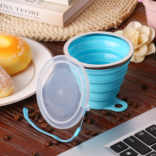 Folding Travel Cup