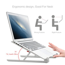 Compact & Light Digital Nomad Laptop Stand