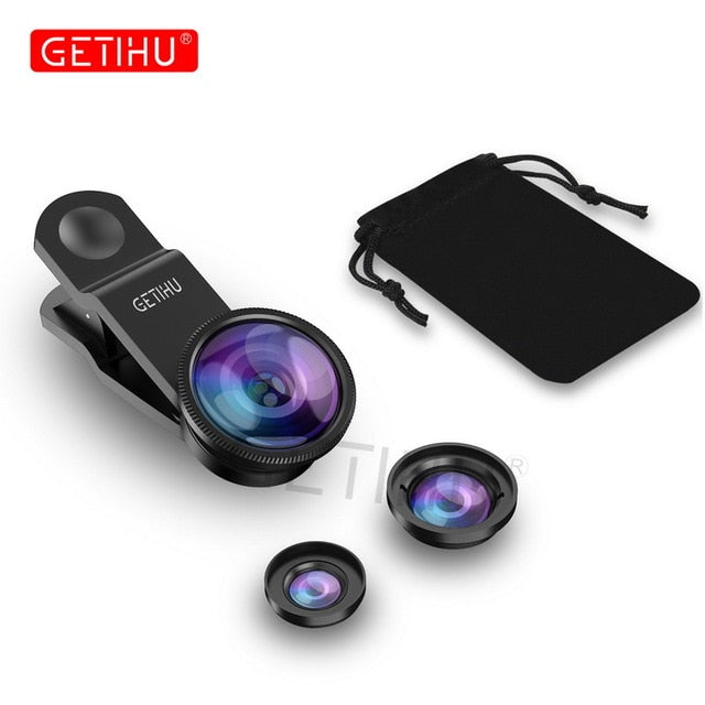 Travel iPhoto Lens Kit