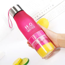 Easy Hydration Fruit Infuser Water Bottle