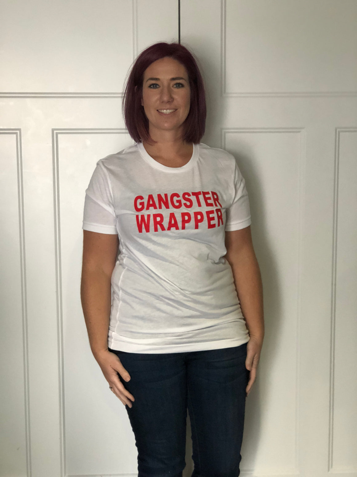 Gangster Wrapper T - Bliss and Backroads