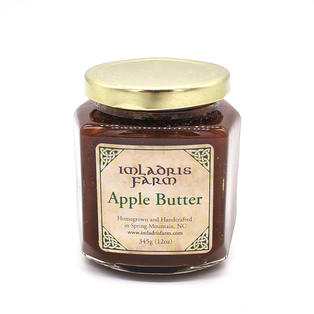 Apple Butter 12 oz jar