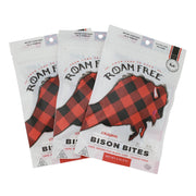 Original Bison Bites three pack, 2.0 oz. bags