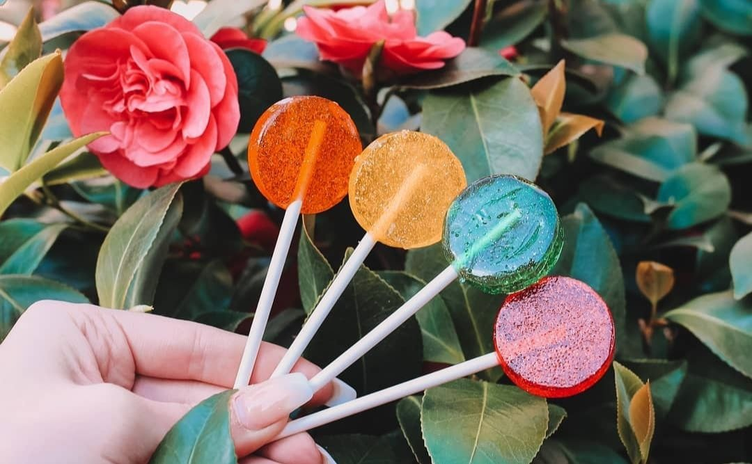 Nova Blis' CBD Lollipops Are a Sweet Essential