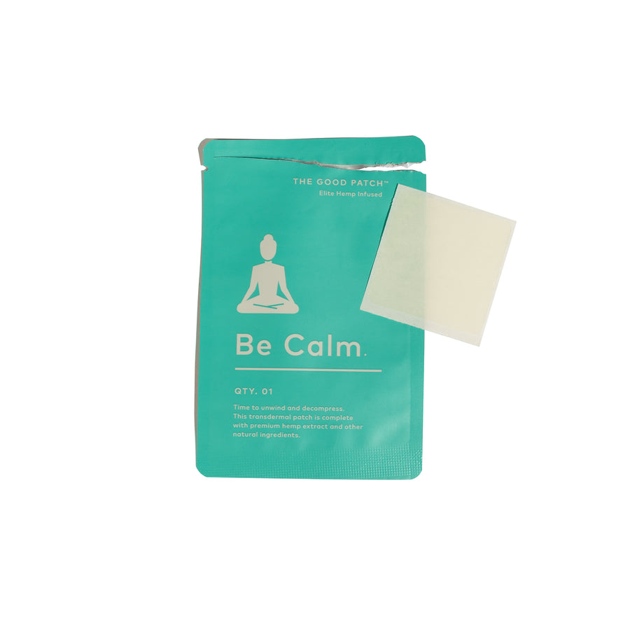 CBD Calm Patch Open