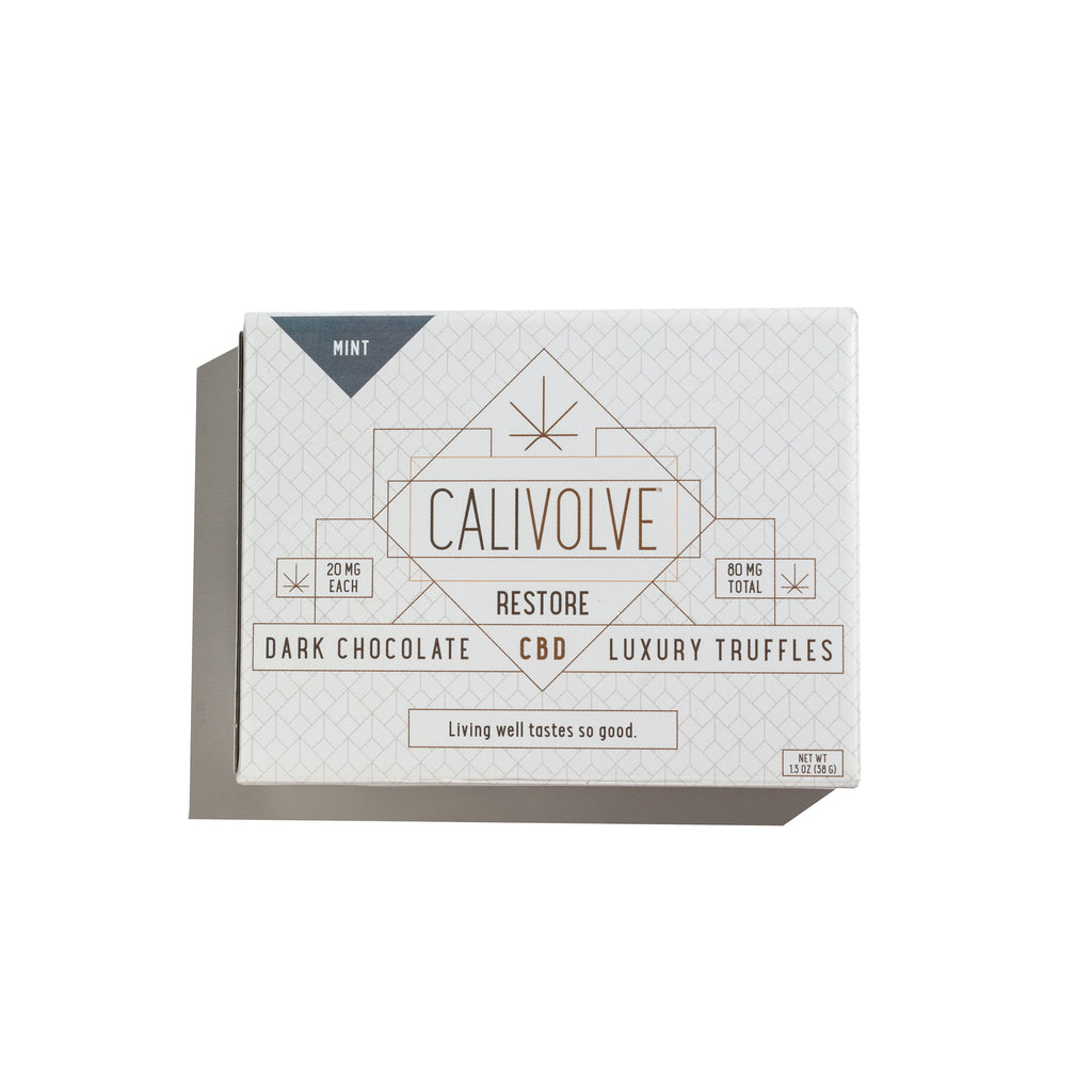 CBD Mint Chocolates
