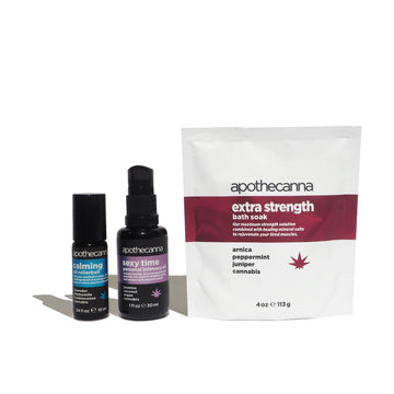 Apothecanna Intimacy Set