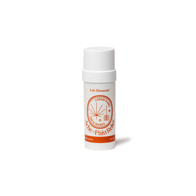 CBD & Honey Ache and Pain Relief (500 mg)
