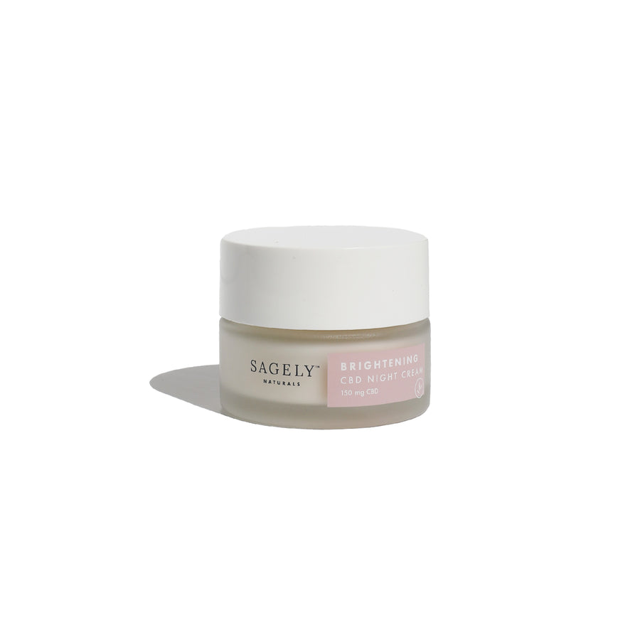 Brightening CBD Night Cream