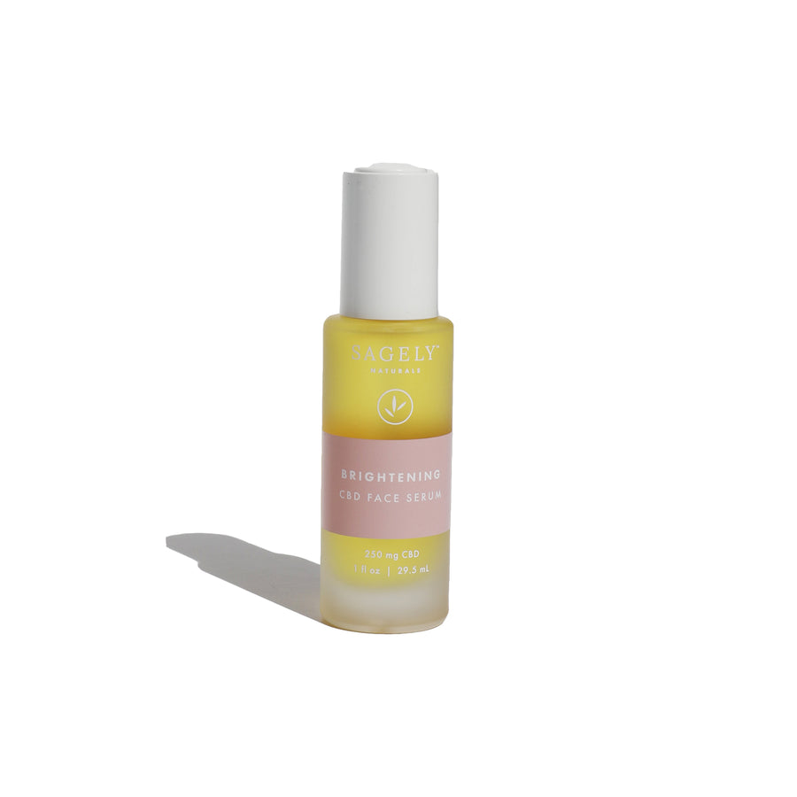 Brightening CBD Face Serum