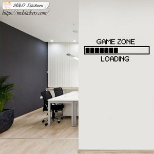 Wall Stickers Vinyl Decal Gamezone loading