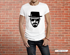 Custom T-shirt Heisenberg