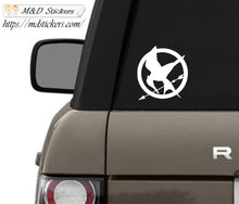 "Auto Car Truck Vinyl Decal mockingjay Laptop Window 7""x7"""