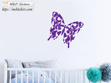 Wall Stickers Vinyl Decal Decorative butterfly