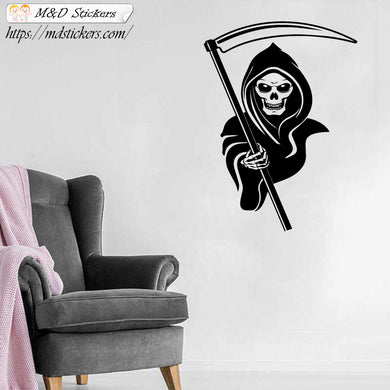 Wall Stickers Vinyl Decal Reaper