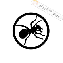 2x The Prodigy ant Logo Vinyl Decal Sticker Different colors & size for Cars/Bike