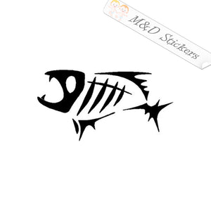 2x G Loomis Fishing Rods Vinyl Decal Sticker Different colors & size for Cars/Bikes/Windows