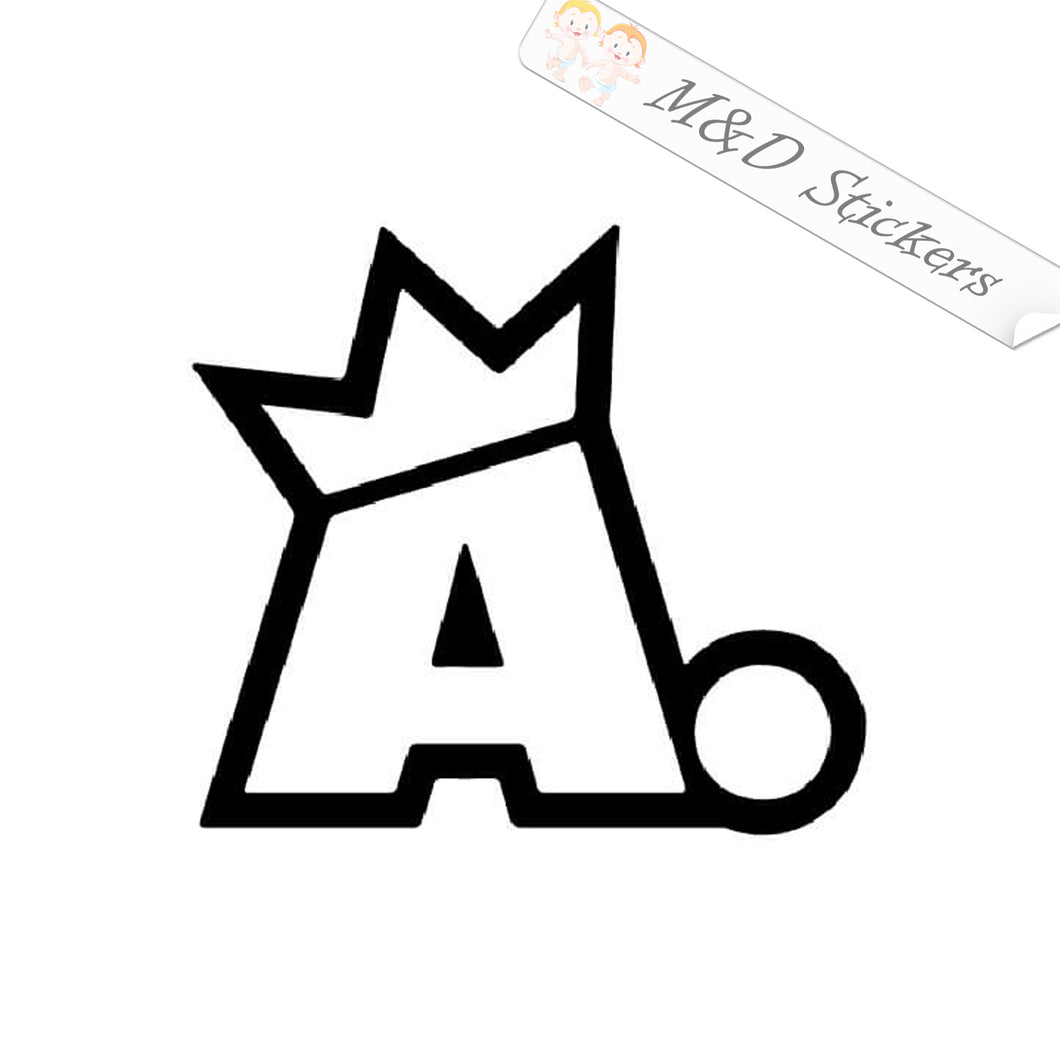 2x Acme skateboards Logo Vinyl Decal Sticker Different colors & size for Cars/Bikes/Windows