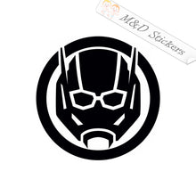 2x Antman ant man logo Vinyl Decal Sticker Different colors & size for Cars/Bikes/Windows