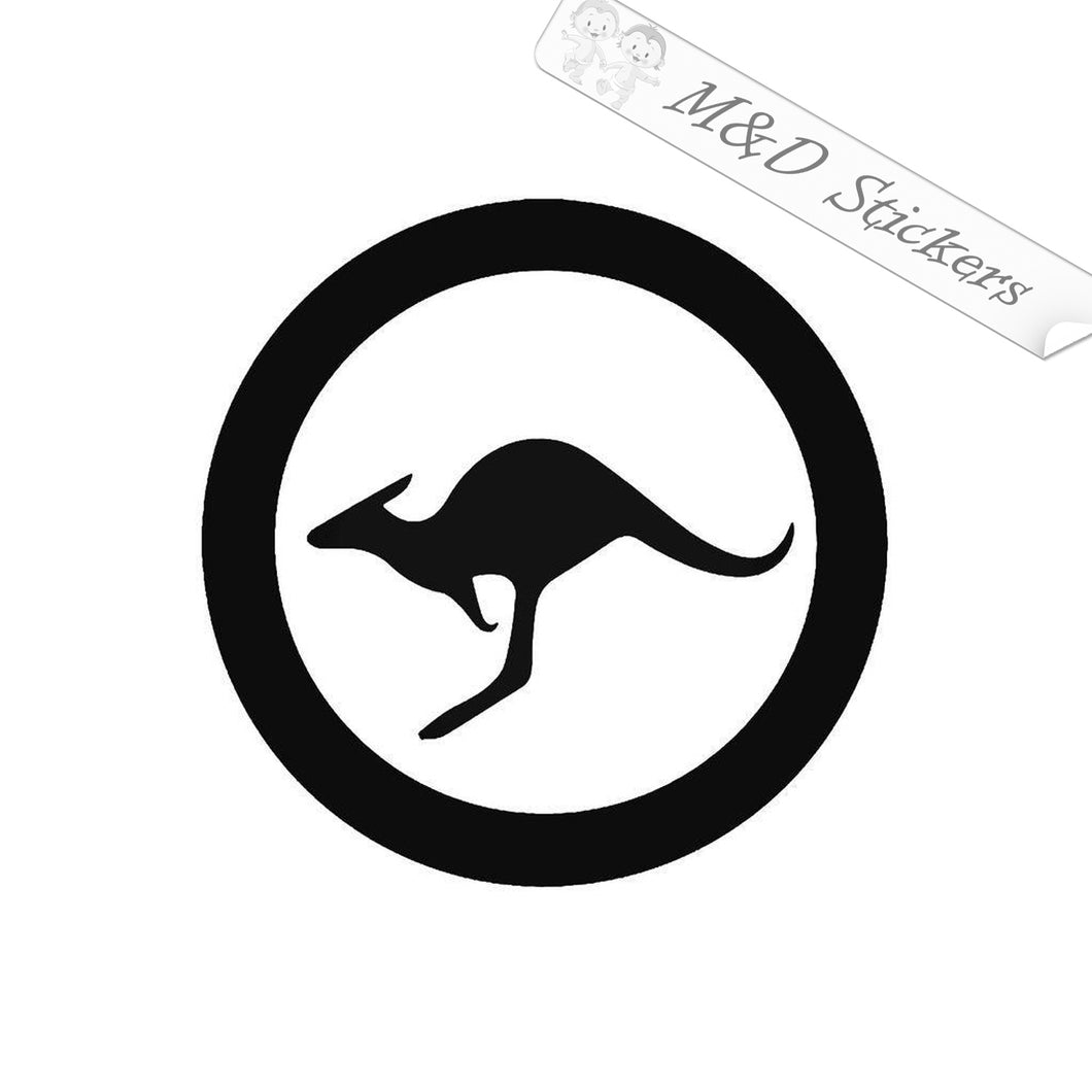 2x Australian Royal Air Force Logo Vinyl Decal Sticker Different colors & size for Cars/Bikes/Windows